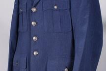 uniform allerlei / uniformen echt vroeger sf carnaval etc
