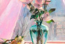 Λουλούδια στο βάζο.
