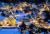 L'hiver - Fuyu 冬