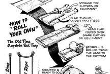 bedrolls rollup