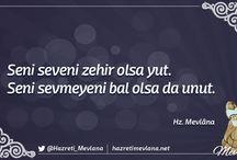 HMN Mevlana Sözleri