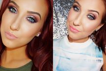 Jaclyn Hill Favorite Palette Looks