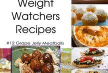 Weight Watchers / Let's eat healthy!