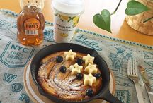 Breakfast/朝ごはん