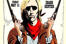 Tom Petty / by Rose Delgadillo