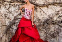 Wedding dresses / Fashion and beautiful wedding dresses