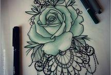 Tatuaże mym życiem ♡