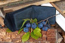 Leather wallets handmade. Takoederevo. / Кожаные кошельки ручной работы.