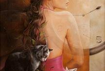 art whimsy I / by Jamie Buck