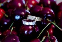 Weddings - The Rings / The ultimate symbol of eternal love - the wedding rings! / by Pierre Mardaga
