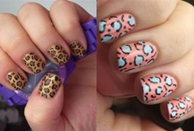 it's all about nails :) / by Maricar F.