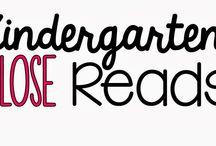 Radical Reading - Kindergarten