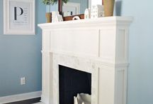 Fireplace Makeover / by Classy Lil Miss