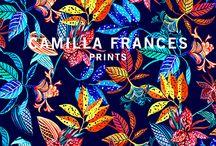 Camila Frances Print