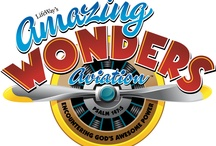 VBS Aviation / Compilation of ideas, crafts, stage pieces and decoration for 2012 VBS.