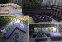 DIY Outside everything!