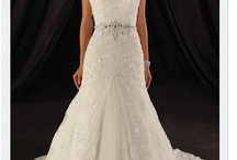 Wedding dress ideas / by April Jenkins