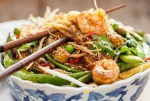 Bon Appetite ~ Asian Yumminess