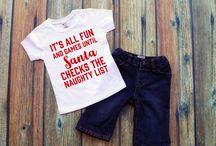 kids Christmas shirts