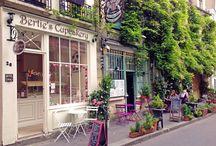 Coffee break / Cafes