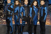 Lab Rats: Elite Force (2016) / When Mighty Med hospital is destroyed bionic heroes Bree and Chase come together with superheroes Kaz, Oliver, and Skylar forming an Elite Force, to find out who is responsible for the attack and take them down. Staring: William Brant Unger, Kelli Berglund, Jake Short, Bradley Steven Perry, Paris Berelc, Jeremy Kent Jackson, Hal Sparks, Maile Flanagan, Booboo Stewart, Ryan Potter...