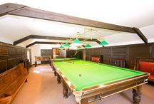 Homes with Games Rooms