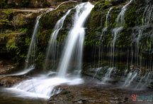 Waterfalls and Trails