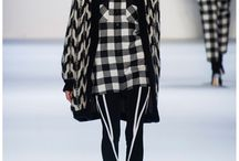 MONOCHROME / Black & White! The first of our fave trends for Winter 2014 xx