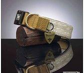 EzyDog en Bellomania halsbanden - stijlvol, duurzaam en comfortabel! / Ruime keuze uit nylon en leer halsbanden voor trainingsdoeleinden en ontspannen wandelingen in allerlei verschillende kleuren en uitvoeringen verkrijgbaar!