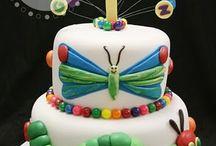Cake Inspiration / by Laura Harrington- Dudley