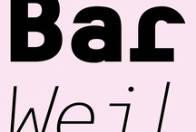 Fonts / by Design made in Germany