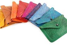 Bags and wallets (Torebki i portfele) / Zakupowy lans. Wprost z Maroka, Indii, Kenii