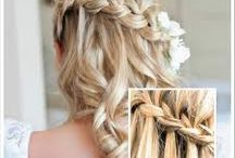 Formal and evening hairstyles <3