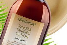 Dark Tanning lotion