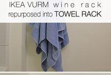 Storage from IKEA ideas