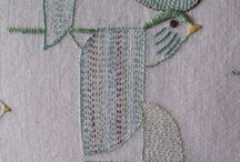 Ручная вышивка