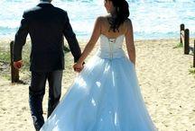 Trash the Dress / Trash your wedding dress