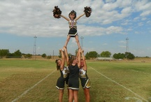 #SettingTheStandard / Fans in their Chassé cheerleading gear, purchased from Omni Cheer
