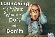 Lucy Calkins / Readers and writers workshop