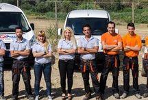 Il Nostro Team / GV ASCENSORI / STAFF GV ASCENSORI