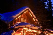 cabin <3 / by Carly