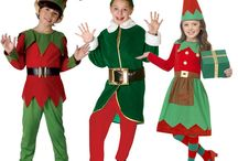 Elf costume ideas