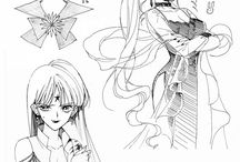 Sailor Moon arts