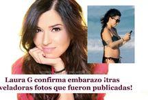 Laura G confirma embarazo ¡tras reveladoras fotos que fueron publicadas!