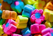 Multicolore : Gourmandises Sweeties