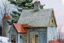 Farmhouses n Barns