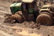 traktorok és kombájnok