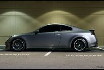 G35 Coupe Ideas