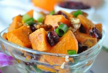 Holly Clegg Recipes  / Holly Clegg is spokeswoman for the Louisiana Sweet Potato Commission. She has tasty and healthy recipes that everyone can enjoy.