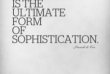 Motivation&Inspiration Quotes / by Rosana Iglesias Barrio